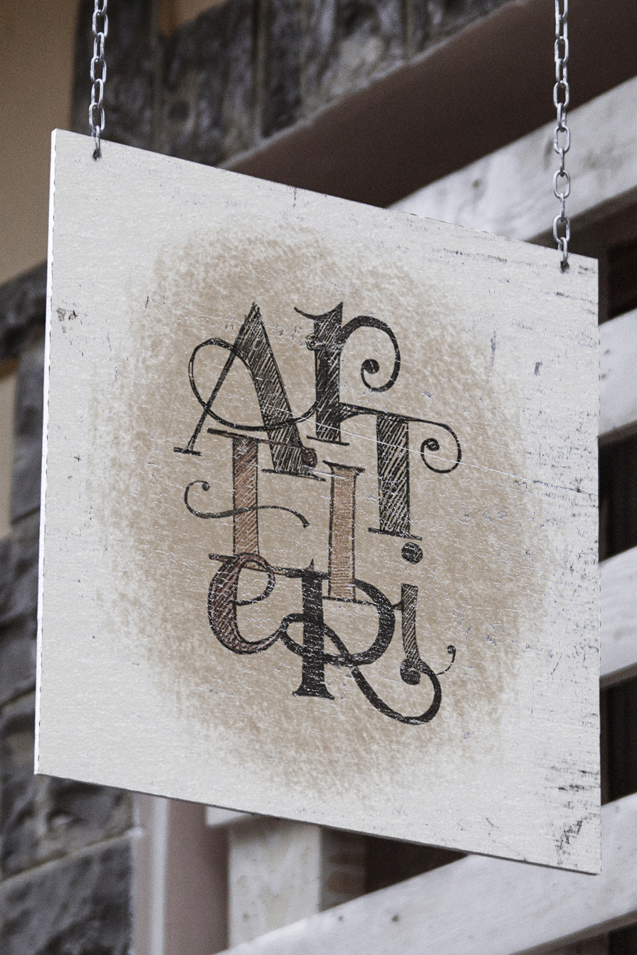 Artelier Signage