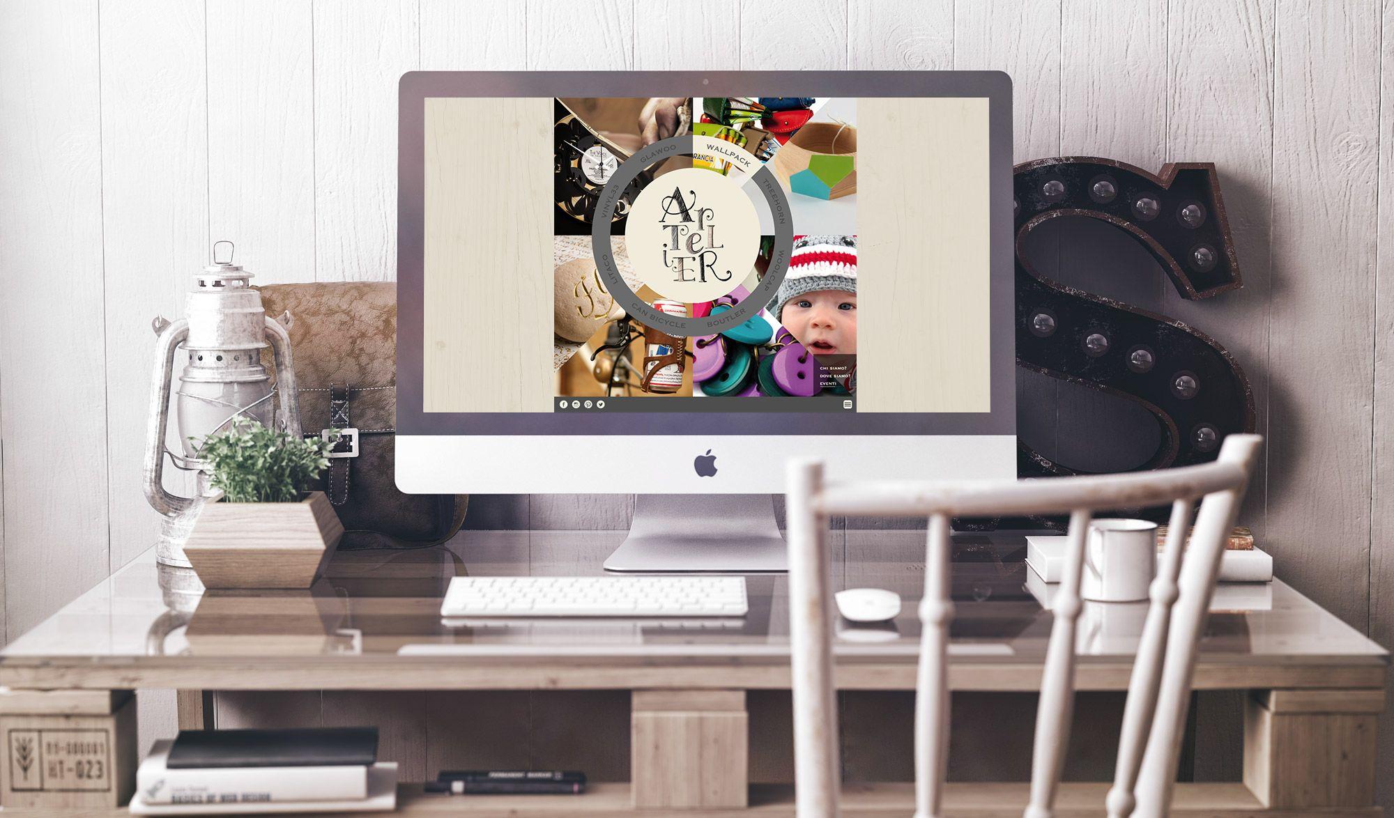 Artelier Homepage