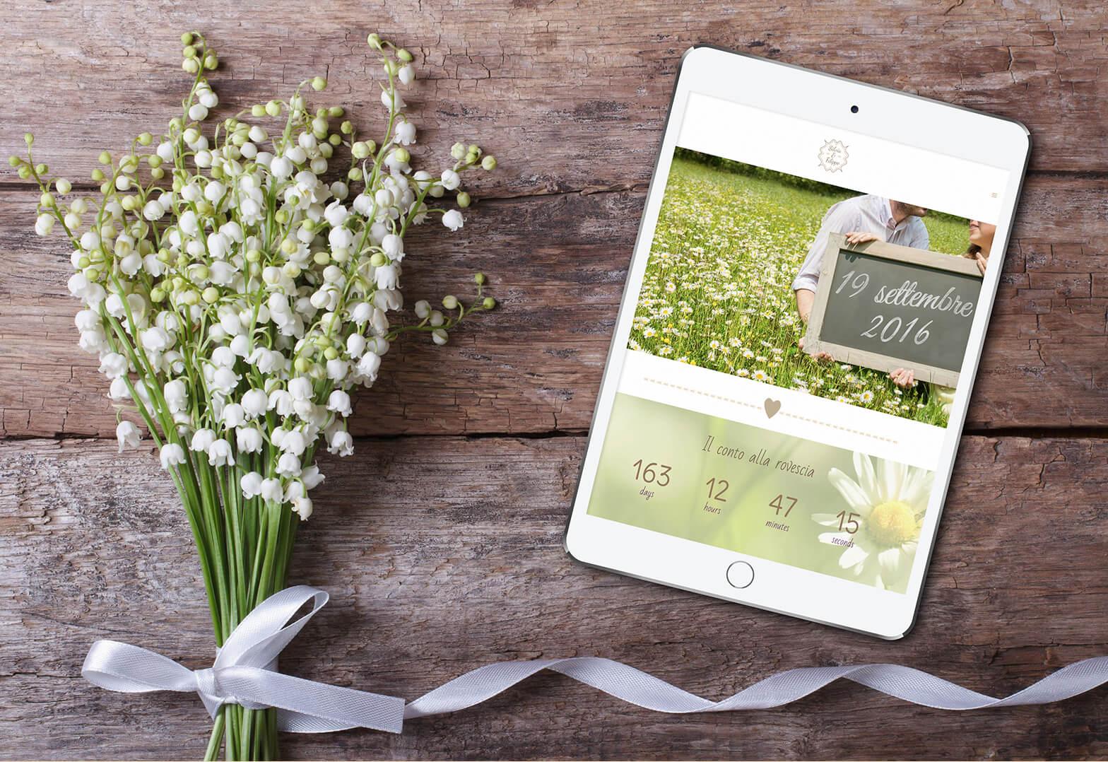 Wedding Web Site