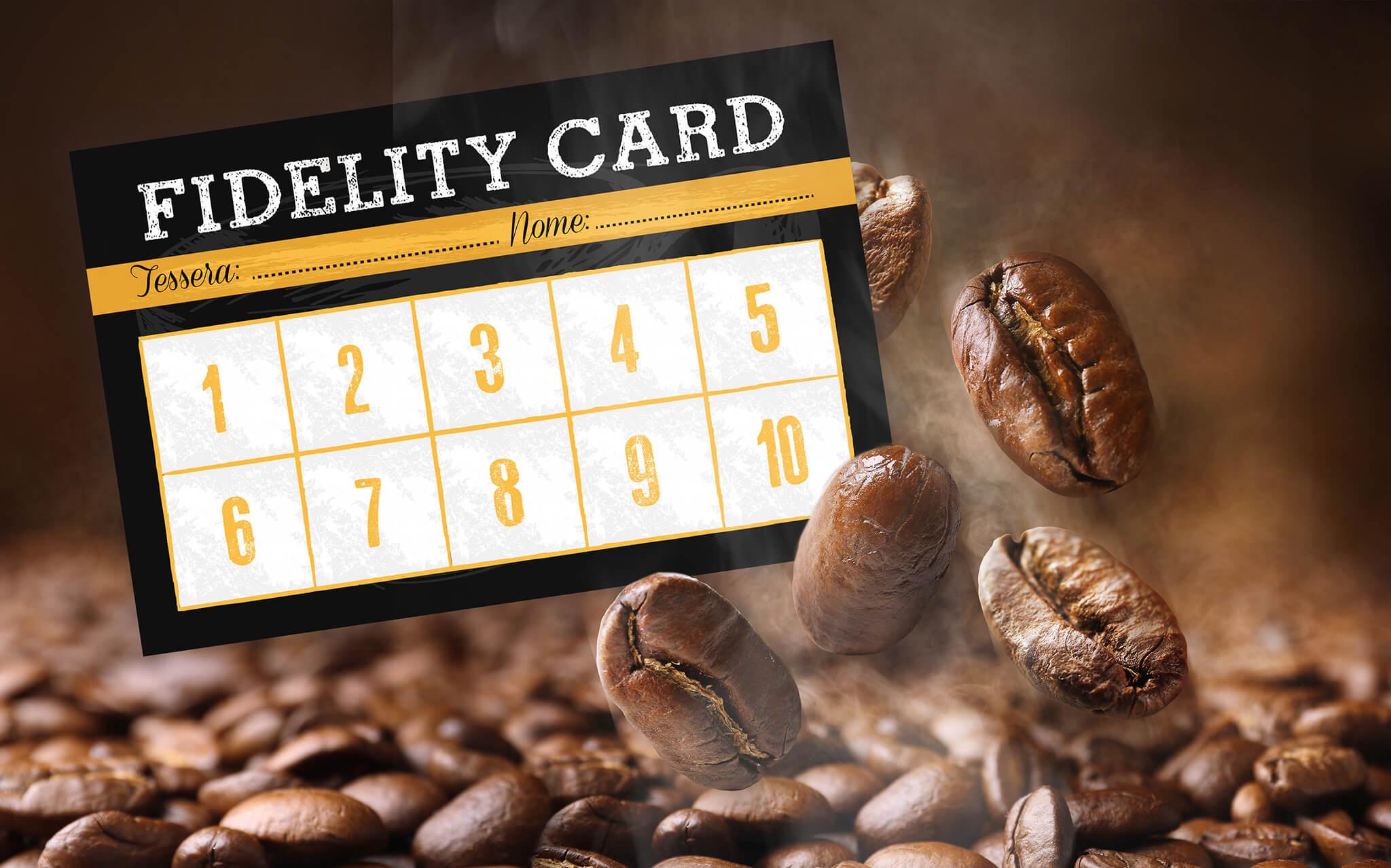 Caffeina - Fidelity Card