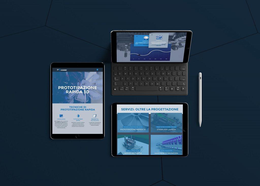 Design sito web - Lecco