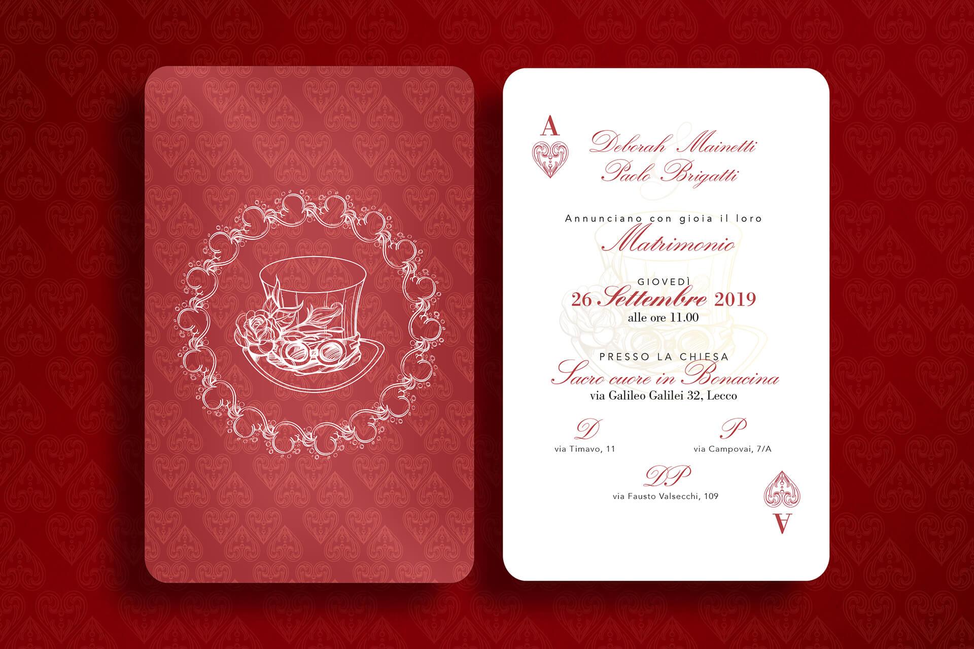Realizzazione partecipazioni nozze 03a