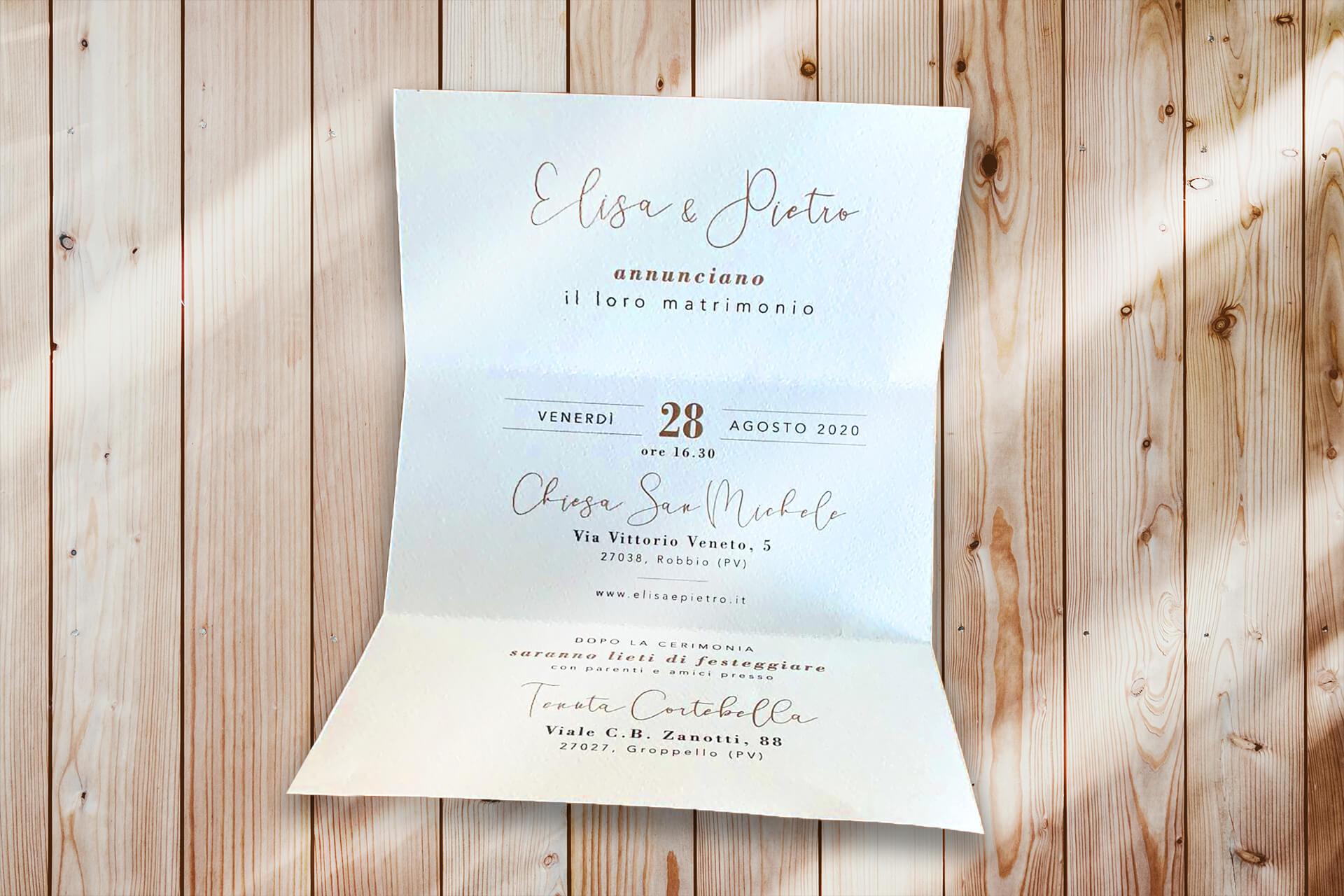 Realizzazione partecipazioni nozze 04